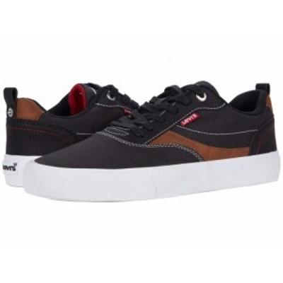 Levis(R) Shoes リーバイス メンズ 男性用 シューズ 靴 スニーカー 運動靴 Lance LO Olympic Black/Red【送料無料】