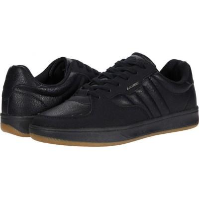 ラグズ Lugz メンズ スニーカー シューズ・靴 Ghost Black/Gum