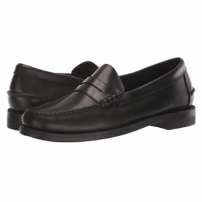 セバゴ Sebago メンズ シューズ・靴 Classic Dan Waxy Black