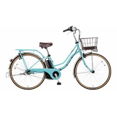 配送も店頭受取も可 電動自転車 パナソニック 電動アシスト自転車 2020年 ティモ I 26インチ 3段変速ギア BE-ELTA633 アクア V2 L93 1066