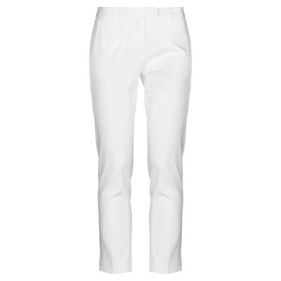 ピューテリー PEUTEREY パンツ ホワイト 40 コットン 98% / ポリウレタン 2% パンツ