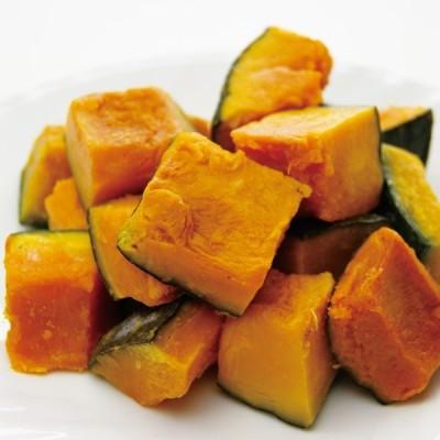 冷凍食品 業務用 冷凍 蒸かぼちゃ 角切 M 1kg (約40〜50個入) 16028 弁当 簡単 時短 冷凍野菜 カット野菜 カボチャ お弁当 野菜
