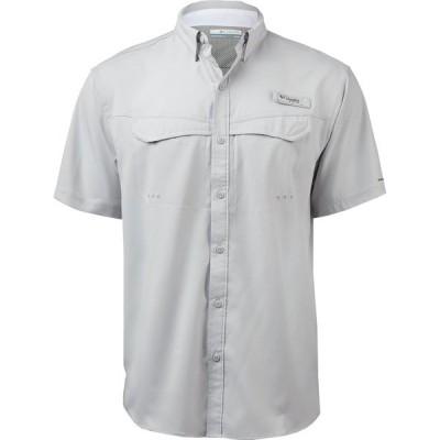コロンビア シャツ トップス メンズ Columbia Sportswear Men's Low Drag Offshore Shirt Grey Light 01