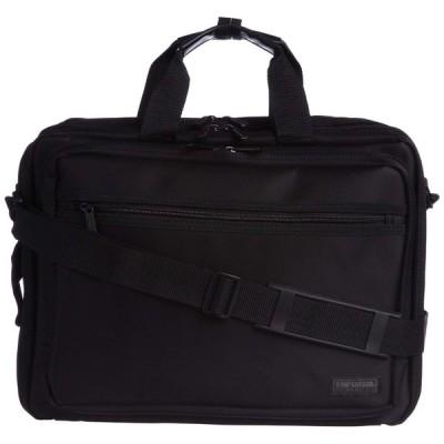 マックレガー ビジネスバッグ メンズ 出張 通勤 A4 2WAY 21950 ブラック