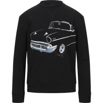 ヌメロ ヴェントゥーノ N21 メンズ スウェット・トレーナー トップス sweatshirt Black