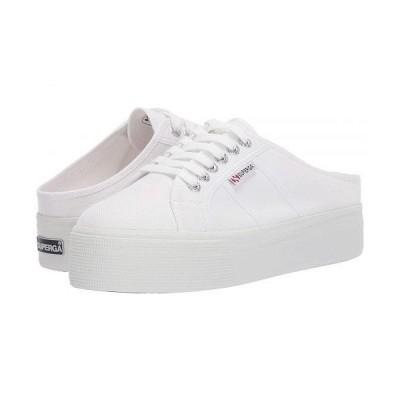 Superga スペルガ レディース 女性用 シューズ 靴 スニーカー 運動靴 2284 COTW - White