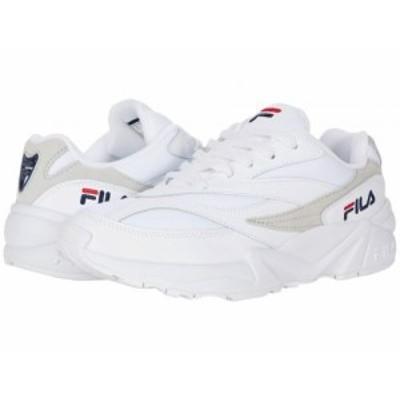 Fila フィラ メンズ 男性用 シューズ 靴 スニーカー 運動靴 V94M White/Fila Navy/Fila Red【送料無料】