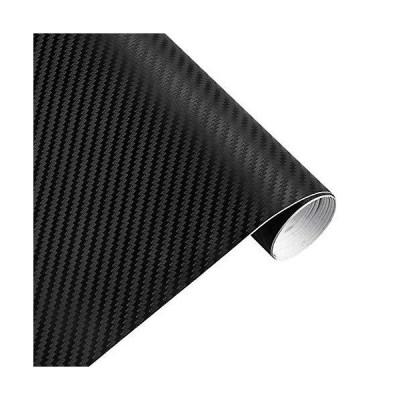 <新品>kaaka 50インチ x 5.9インチ カーボンファイバー テクスチャー カーフィルム ステッカー - カスタ