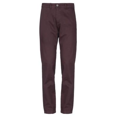 LIU •JO MAN パンツ ボルドー 32 コットン 97% / ポリウレタン 3% パンツ