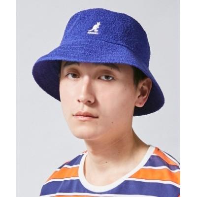 OVERRIDE / 【KANGOL】Bermuda Bucket / 【カンゴール】バミューダ バケットハット MEN 帽子 > ハット