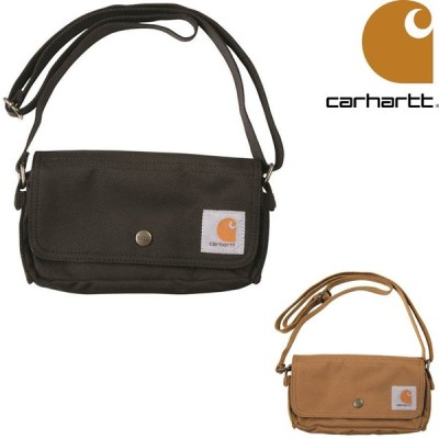 CARHARTT ESSENTIALS POUCH カーハート ポーチ バッグ ショルダーバッグ