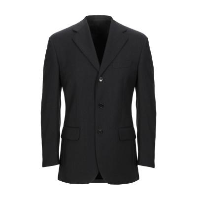 FUTURA テーラードジャケット スチールグレー 46 バージンウール 100% テーラードジャケット
