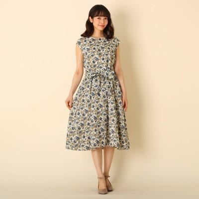 Couture Brooch(クチュールブローチ)/INNOWAVE ヴィンテージフラワーワンピース