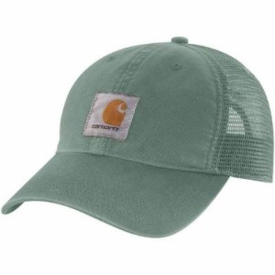 カーハート Carhartt メンズ キャップ 帽子 Buffalo Cap Leaf Green