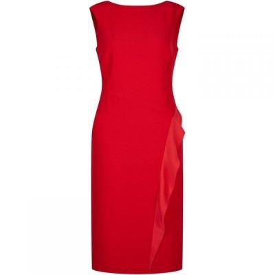 ホッブス Hobbs レディース ワンピース ワンピース・ドレス Elida Dress Red