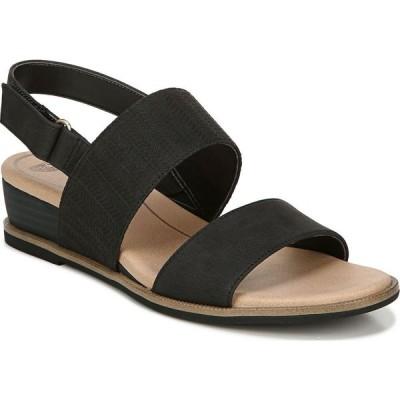ドクター ショール Dr. Scholl's レディース サンダル・ミュール シューズ・靴 Freeform Slingback Dress Sandals Black