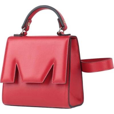 エムエスジーエム MSGM レディース バックパック・リュック バッグ backpack & fanny pack Red