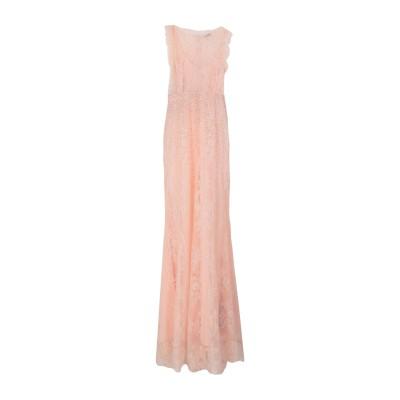 リュー ジョー LIU •JO ロングワンピース&ドレス ピンク 42 ナイロン 100% ロングワンピース&ドレス