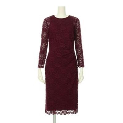 ラルフローレン RalphLauren ドレス サイズXS レディース 新品同様 パープル系 カクテルドレス【中古】20210205