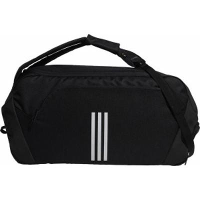 アディダス マルチスポーツ EPS DUFFLE BAG 50L 21Q1 BLK/WHT バッグ(23310-gl8547)