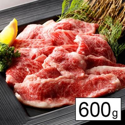 宮崎牛特選カルビ焼肉用 3-4人前 600g