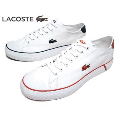 ラコステ LACOSTE CMA068L GRIPSHOT 120 2 スニーカー メンズ 靴