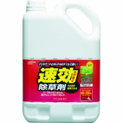 IRIS 514647速効除草剤 4L (1本) 品番:SJS-4L
