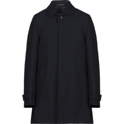 リウジョー LIU JO MAN メンズ コート アウター coat Blue