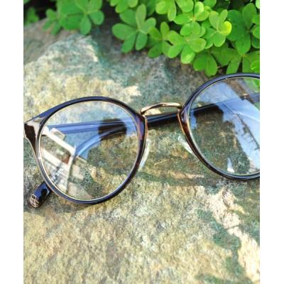 BEATJIVE / ボストンウェリントン伊達眼鏡 MEN ファッション雑貨 > サングラス