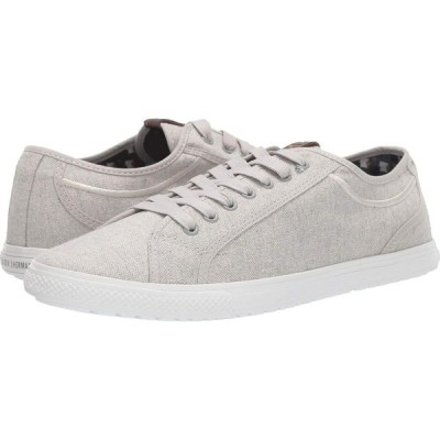 ベンシャーマン Ben Sherman メンズ スニーカー シューズ・靴 Conall Lo Grey Textile