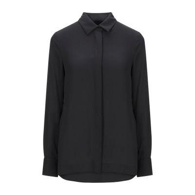 シルビアンヒーチ SILVIAN HEACH シャツ ブラック XXS ポリエステル 100% シャツ