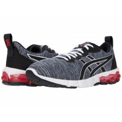 ASICS アシックス メンズ 男性用 シューズ 靴 スニーカー 運動靴 GEL-Quantum(R) 90 2 Piedmont Grey/Classic Red【送料無料】