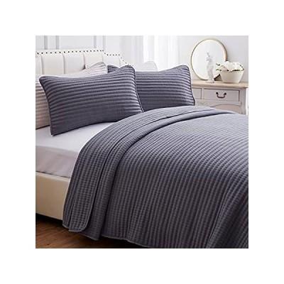 SEMECH Twin Quilt Set Bedspread Coverlet, Lightweight Quilted Bedspread Twi好評販売中