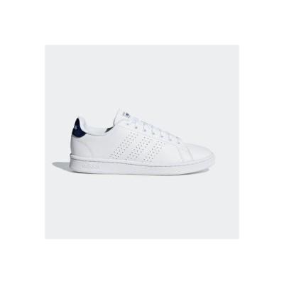 アディダス adidas ADVANCOURT LEA M (ホワイト)