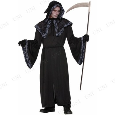 コスプレ 仮装 衣装 ハロウィン コスチューム 大人用 パーティーグッズ 死神ローブ