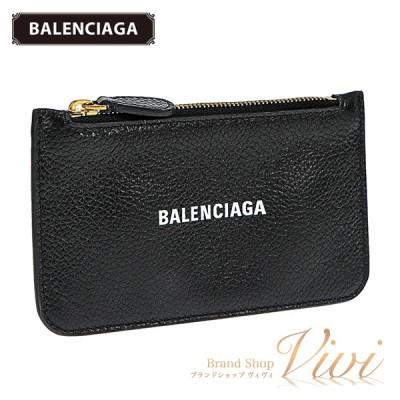 バレンシアガ 財布 小銭入れ・コインケース メンズ レディース BALENCIAGA 594214-1IZIM  1090  ラッピング無料 UE0092 送料無料