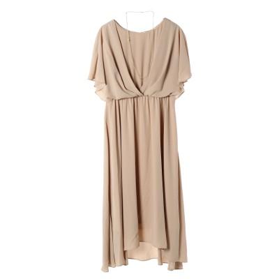 2wayネックレス付きドレス