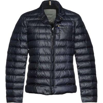 ジェオスピリット GEOSPIRIT メンズ ダウン・中綿ジャケット アウター down jacket Dark blue