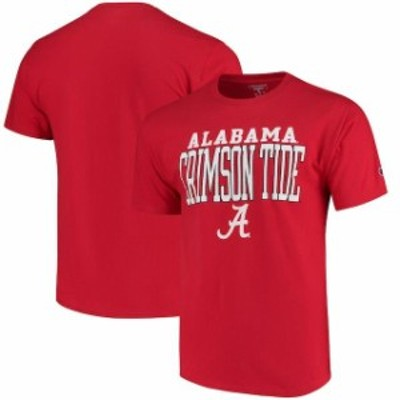 Champion チャンピオン スポーツ用品  Champion Alabama Crimson Tide Crimson Core Mascot T-Shirt