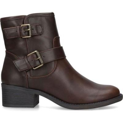 ミス ケージー Miss KG レディース ブーツ ショートブーツ シューズ・靴 Jake Ankle Boots BROWN