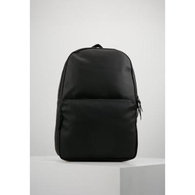 レインズ メンズ バックパック・リュックサック バッグ FIELD BAG - Rucksack - black black
