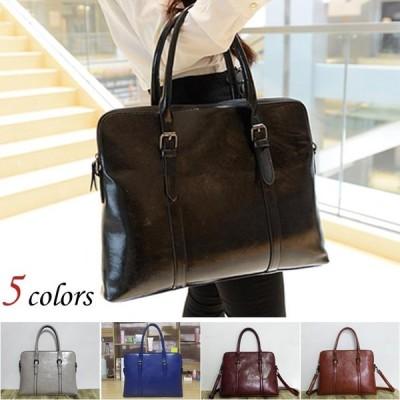 レディース ハンドバッグ ショルダーバッグ カジュアル 2way PUレザー 鞄 オフィス ビジネス