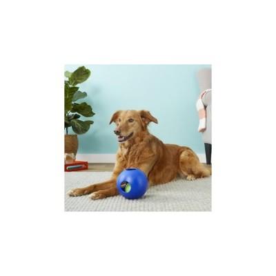 犬用 ボール おもちゃ ボールの中でボールが回る ティーザーボール Jolly Pets ジョリーペット (L/20.3cm)