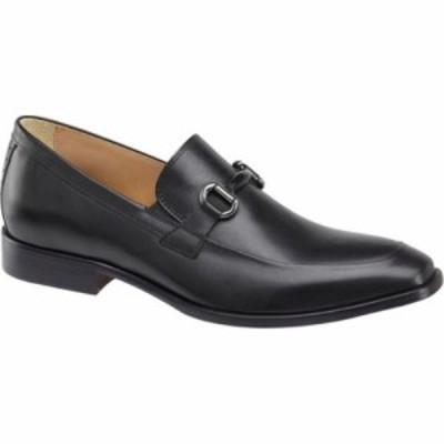 ジョンストン&マーフィー 革靴・ビジネスシューズ McClain Bit Venetian Monkstrap