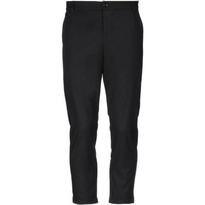 インペリアル IMPERIAL パンツ ブラック XS ポリエステル 62% / ラミー 35% / ポリウレタン 3% パンツ
