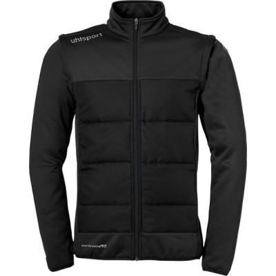 ウールシュポルト ジャケット&ブルゾン メンズ アウター Uhlsport Essential Multi Black