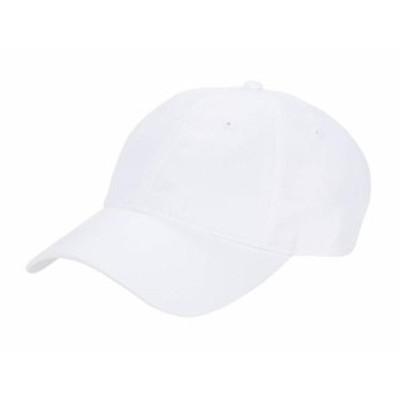 ラコステ メンズ 帽子 アクセサリー Solid Training Cap White