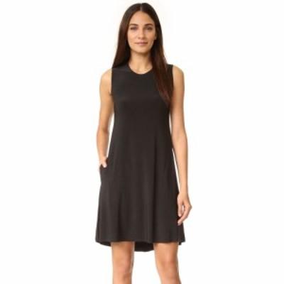 ノーマ カマリ Norma Kamali レディース ワンピース ワンピース・ドレス Kamali Kulture Sleeveless Swing Dress Black
