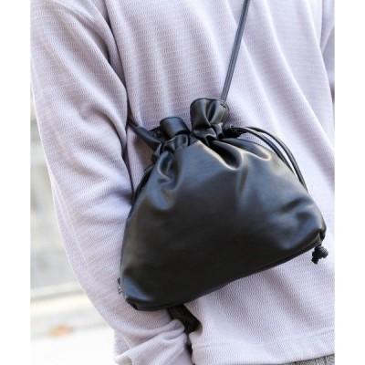 ショルダーバッグ バッグ 巾着ショルダーバッグ / LAKOLE