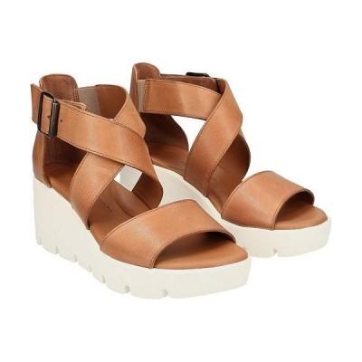 Paul Green ポールグリーン レディース 女性用 シューズ 靴 ヒール Cassie Sandal - Cuoio Leather